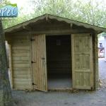 Abris de jardins - Kopec (8)