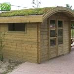 Abris de jardins - Kopec (5)