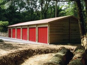 Garages Bois Collectifs