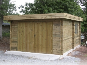 Garage modern 1201