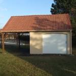Garage béton