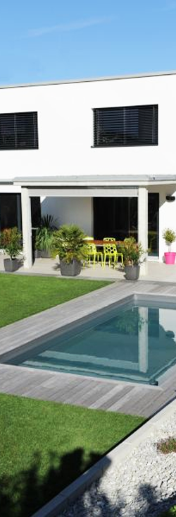 Chauffage des piscines plein air et intérieures