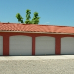 Abris de garages - Kopec (3)