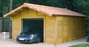 Abris de garages - Kopec (1)