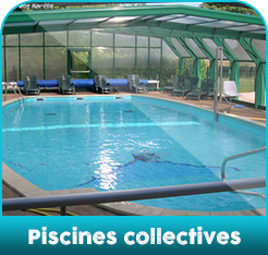 Piscines collectives