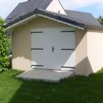 Kopec - Abris de Jardins - en Béton (2)